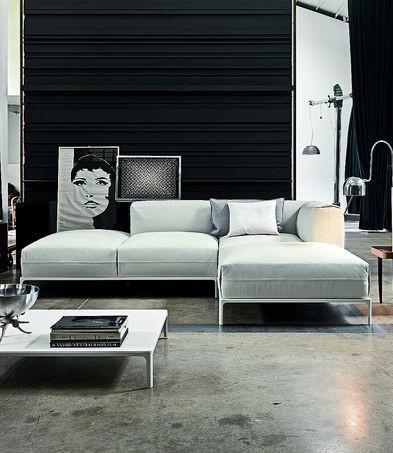 Black white nello stile minimal idee e soluzioni arredamento for Arredamento minimal chic